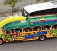Banana bus, Aruba